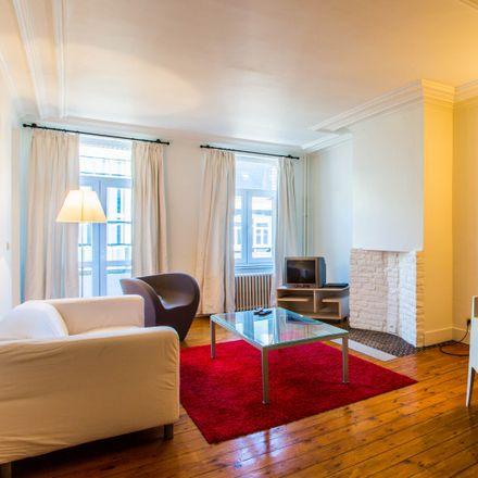 Rent this 1 bed apartment on Théâtre National in Boulevard Emile Jacqmain - Emile Jacqmainlaan 111-115, 1000 Ville de Bruxelles - Stad Brussel