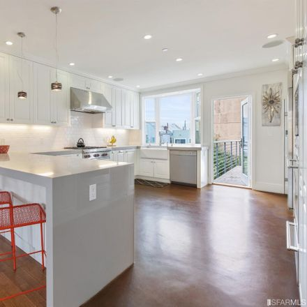 Rent this 3 bed condo on 607 in 609 2nd Avenue, San Francisco