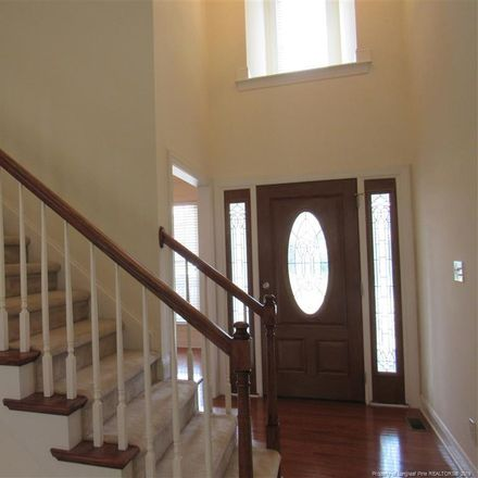 Rent this 4 bed house on 3942 Birkhoff Lane in Fayetteville, NC 28304
