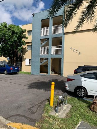 Rent this 2 bed condo on 4275 Northwest South Tamiami Canal Drive in Miami, FL 33126