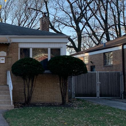 Rent this 4 bed house on 14224 Dobson Avenue in Dolton, IL 60419