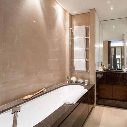 Rent this 1 bed apartment on One Hyde Park in 100 Knightsbridge, London SW1X 7LJ