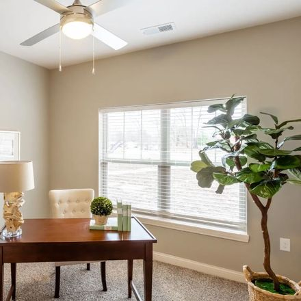 Rent this 2 bed apartment on 7709 Poinsettia Drive in Louisville, KY 40258