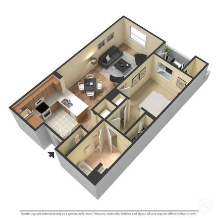 Rent this 2 bed apartment on Anaheim Canyon in North Grove Street, Anaheim