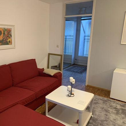 Rent this 1 bed apartment on Rottmannstraße 12 in 80333 Munich, Germany