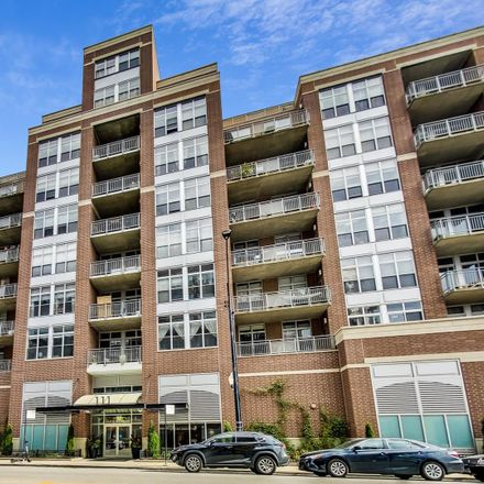Rent this 1 bed condo on Morgan Street Cafe in 111 South Morgan Street, Chicago