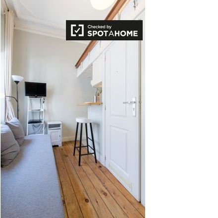 Rent this 0 bed apartment on Rue de la Révolution - Omwentelingsstraat 8 in 1000 Ville de Bruxelles - Stad Brussel, Belgium