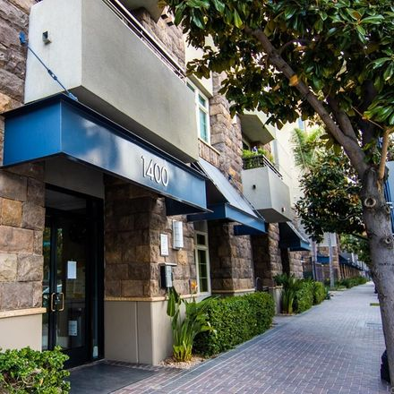 Rent this 1 bed condo on Union Square at Broadway in 1400 Broadway, San Diego