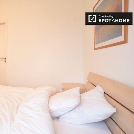 Rent this 1 bed apartment on Chaussée de La Hulpe - Terhulpsesteenweg 114 in 1000 Ville de Bruxelles - Stad Brussel, Belgium