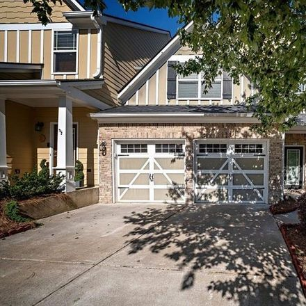 Rent this 3 bed townhouse on 407 Oakview Lane in Canton, GA 30114