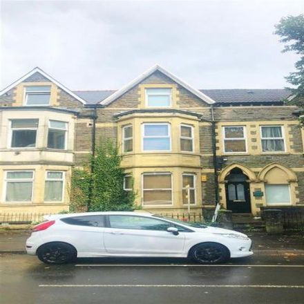 Rent this 2 bed apartment on Cathays Terrace in Cardiff, United Kingdom