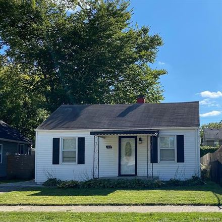Rent this 3 bed house on 102 East Brickley Avenue in Hazel Park, MI 48030