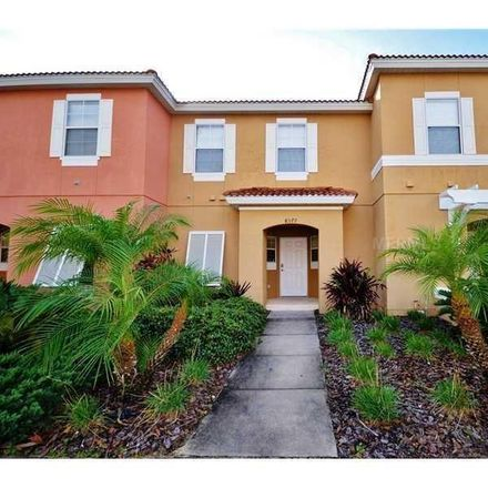 Rent this 3 bed townhouse on 8579 Bay Lilly Loop in Kissimmee, FL
