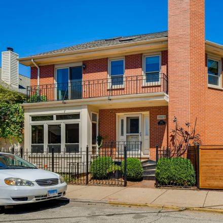 Rent this 4 bed house on 1867-1881 North Poe Street in Chicago, IL 60614