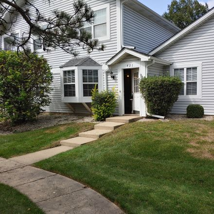 Rent this 2 bed townhouse on 421 North Lake Shore Drive in Palatine, IL 60067