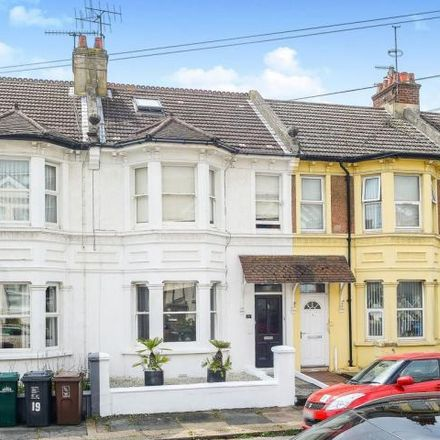 Rent this 1 bed apartment on Prinsep Road in Hove BN3 7AA, United Kingdom