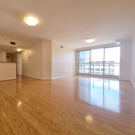 Rent this 1 bed apartment on Level 14/197 Castlereagh Street