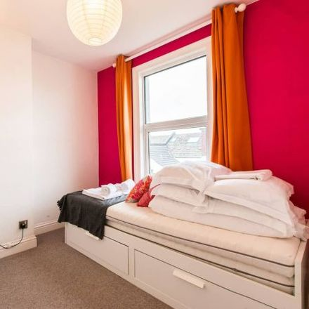 Rent this 3 bed apartment on Montgomery Street in Hove BN3 5BF, United Kingdom