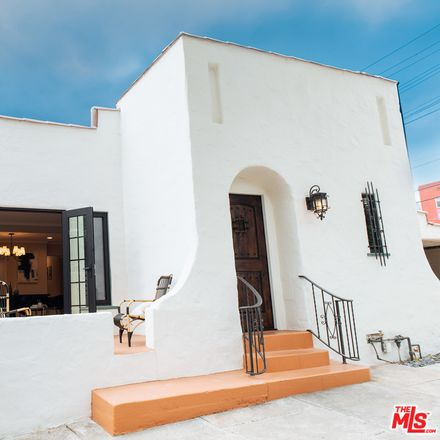 Rent this 1 bed house on Havenhurst Drive in West Hollywood, CA 90046
