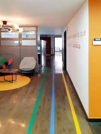 Rent this 5 bed apartment on Centro de Diseño Portobello in Calle 93B, Chapinero