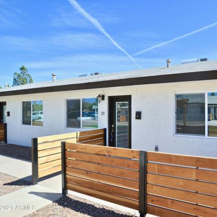 Rent this 1 bed apartment on 312 North Hartford Street in Chandler, AZ 85225