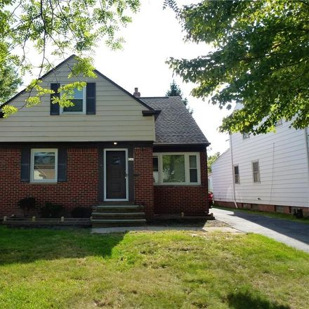 Rent this 4 bed house on 4146 Stonehaven Road in South Euclid, OH 44121
