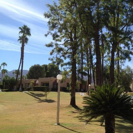 Rent this 3 bed condo on 73677 Mesquite Court in Palm Desert, CA 92260