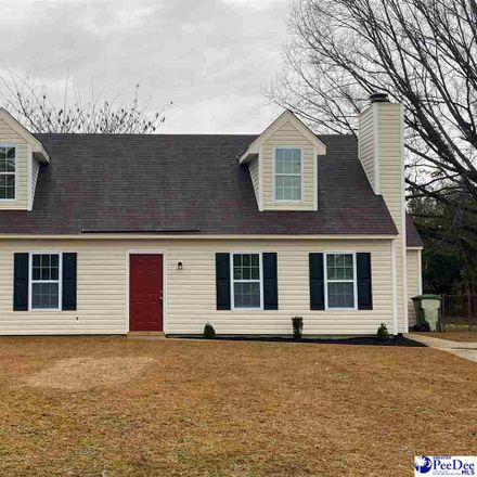 Rent this 4 bed house on 2330 Clareview Drive in Florence, SC 29505