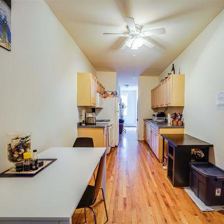 Rent this 3 bed condo on 402 Monroe Street in Hoboken, NJ 07030