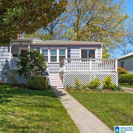 Rent this 3 bed house on 19th Ct S in Birmingham, AL