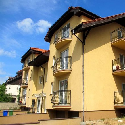 Rent this 4 bed apartment on Beskidzka in 60-434 Poznań, Poland