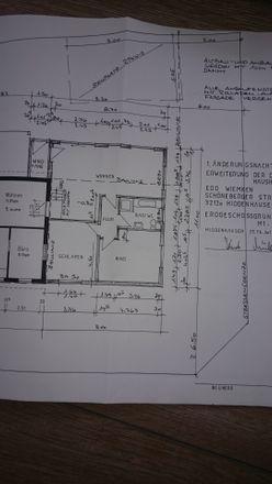 Rent this 3 bed apartment on ILS Kreis Herford in Königsberger Straße 12, 32120 Hiddenhausen