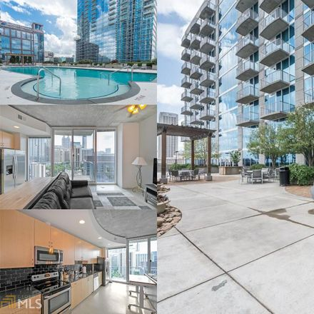 Rent this 1 bed condo on 400 Peachtree Street Northeast in Atlanta, GA 30308