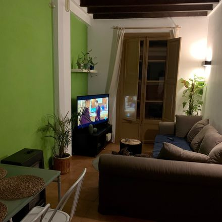 Rent this 1 bed room on JLluLLs in Carrer dels Paners, 07001 Palma