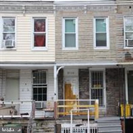 Rent this 2 bed townhouse on 2544 Druid Hill Avenue in Baltimore, MD 21217