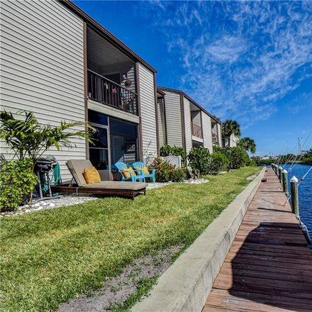 Rent this 3 bed condo on 346 Moorings Cove Drive in Tarpon Springs, FL 34689