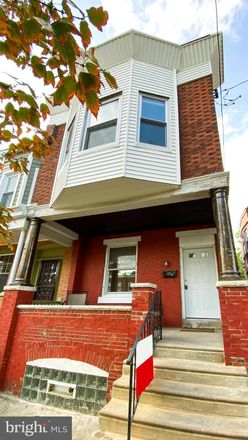 Rent this 4 bed townhouse on 5013 Willows Avenue in Philadelphia, PA 19143
