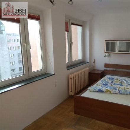 Rent this 3 bed apartment on Osiedle Centrum E 10 in 31-934 Krakow, Poland