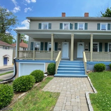 Rent this 3 bed townhouse on Prospect St in Morristown, NJ