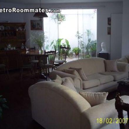 Rent this 3 bed house on Bisanti in Teniente Enrique Palacios, Miraflores