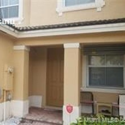 Rent this 3 bed townhouse on 940 Northeast 42nd Avenue in Homestead, FL 33033