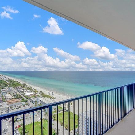 Rent this 2 bed condo on 2101 S Ocean Dr in Hollywood, FL 33019