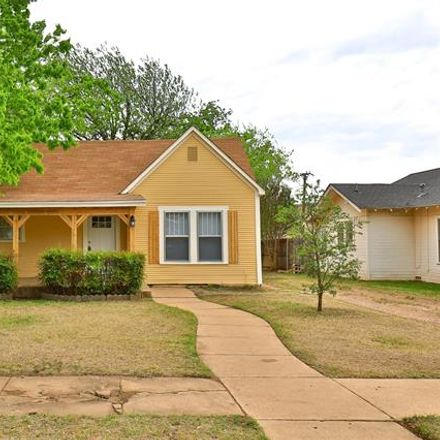 Rent this 3 bed house on 1357 Meander Street in Abilene, TX 79602