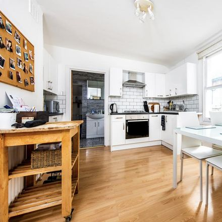 Rent this 1 bed apartment on Atheldene Road in London SW18 3BN, United Kingdom