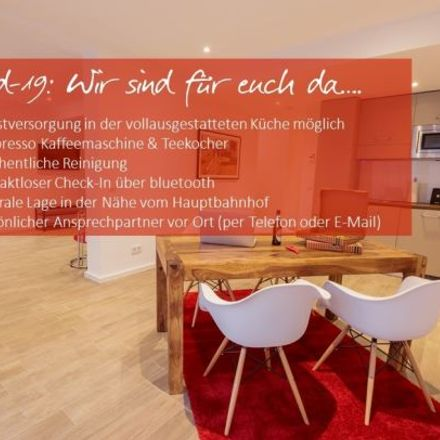 Rent this 1 bed apartment on Elbestraße 29 in 60329 Frankfurt, Germany