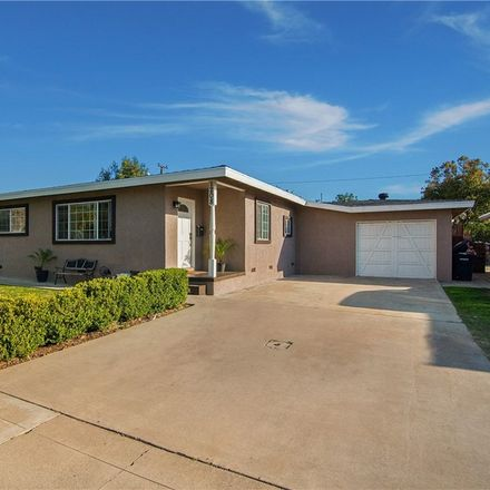 Rent this 4 bed house on 1208 West Sycamore Avenue in Orange, CA 92868