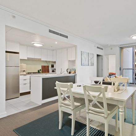 Rent this 1 bed apartment on 1006/108 Albert Street