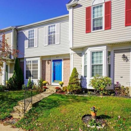 Rent this 3 bed house on 677 Lucky Leaf Circle in Catonsville, MD 21228