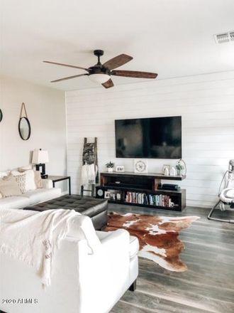 Rent this 3 bed loft on East Sebring Avenue in Mesa, AZ