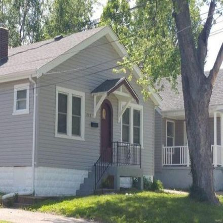 Rent this 2 bed house on 834 Abston Street in Ferguson, MO 63135